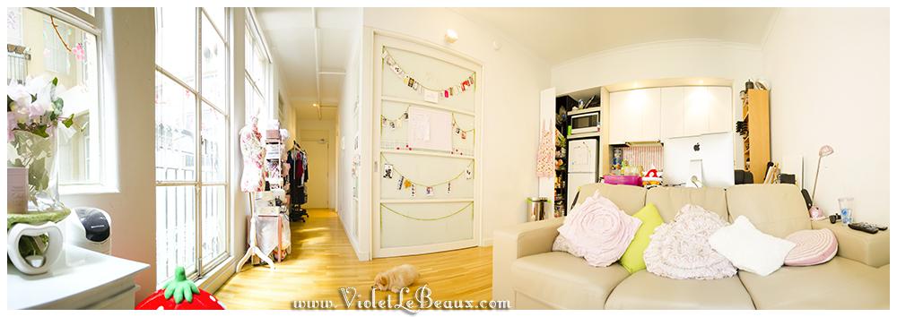 Violets-Kawaii-Beautiful-Living-Room-Decoration side