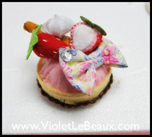 Parfait Tape Measure Cover