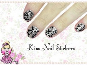 Kiss Nail Stickers