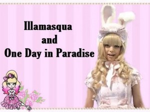 Illamasqua and One Day in Paradise Event Video