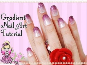 Easy Gradient Ombre Nail Art Designs Tutorial