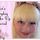 Violet's Every Day Romantic Make Up Tutorial