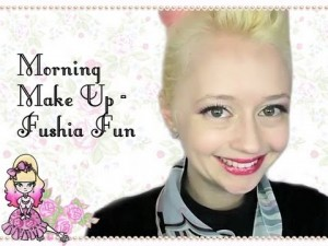 Morning Make Up – Fuchsia Fun