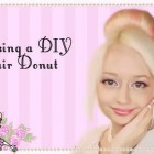 How To Get The Perfect Bun With A DIY Hair Donut!