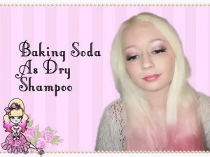 How To Use Baking Soda As Dry Shampoo