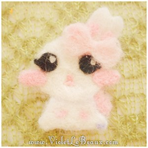 14 diy bergamot bunny badge 300x300 Tutorials