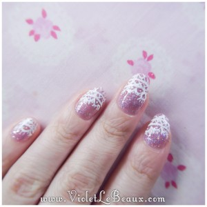 10 how to lace tip nail art 300x300 Tutorials