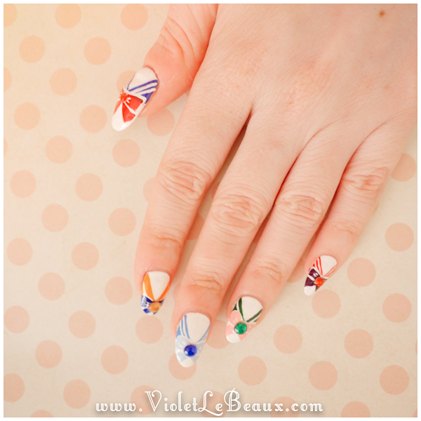 018-Sailor-Moon-Nail-Art